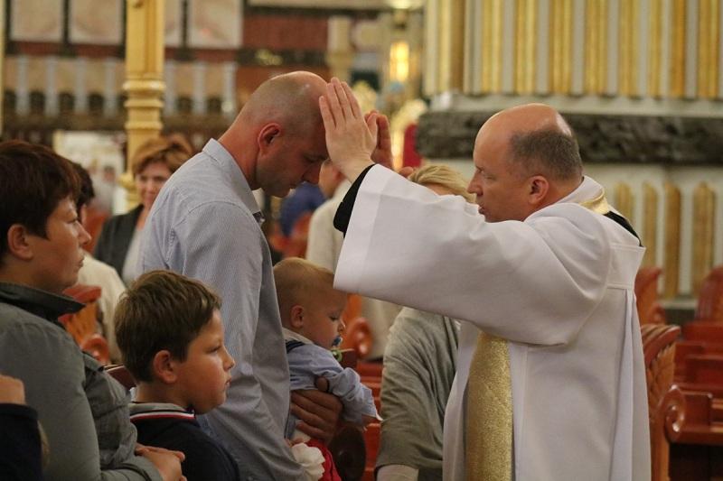 Spotkanie wiernych, którzy duchowo i materialnie wspierają sanktuarium w Licheniu