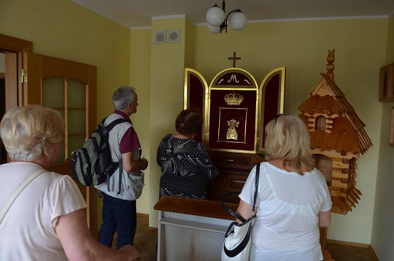 Można zwiedzać apartamenty papieskie w Licheniu