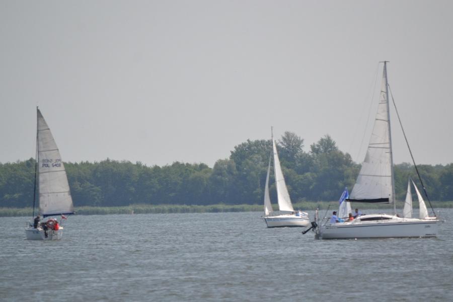 Konińscy żeglarze zamknęli sezon w Ślesinie