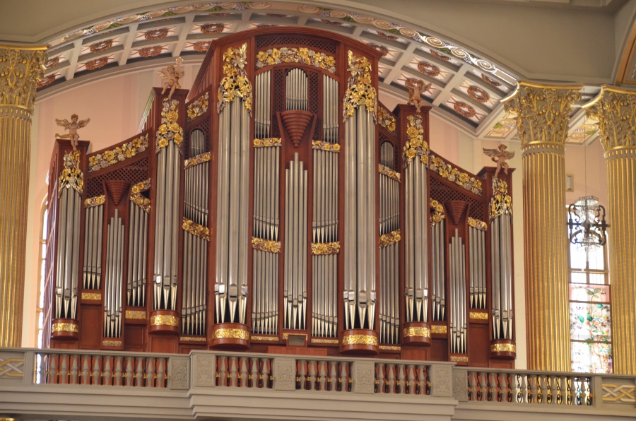 Trwa Międzynarodowy Licheński Festiwal Muzyki Organowej