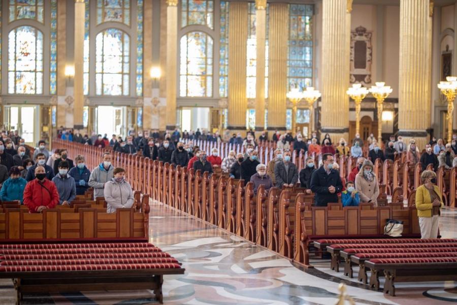 IV Narodowe Czytanie Pisma Świętego w licheńskiej bazylice