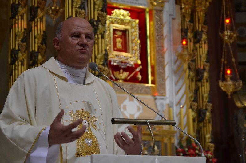 Tysiące wiernych pożegnały kustosza licheńskiego sanktuarium