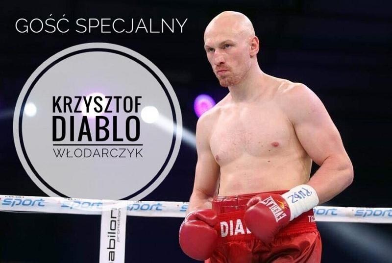 """Krzysztof """"Diablo"""" Włodarczyk będzie w Licheniu"""