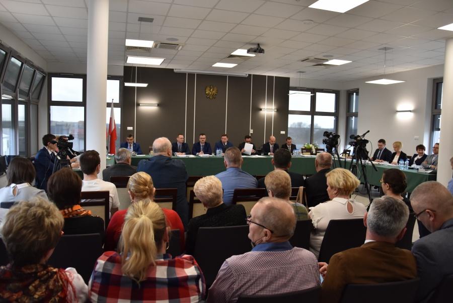 Radni zdecydowali, że będą dopłaty do przydomowych oczyszczalni