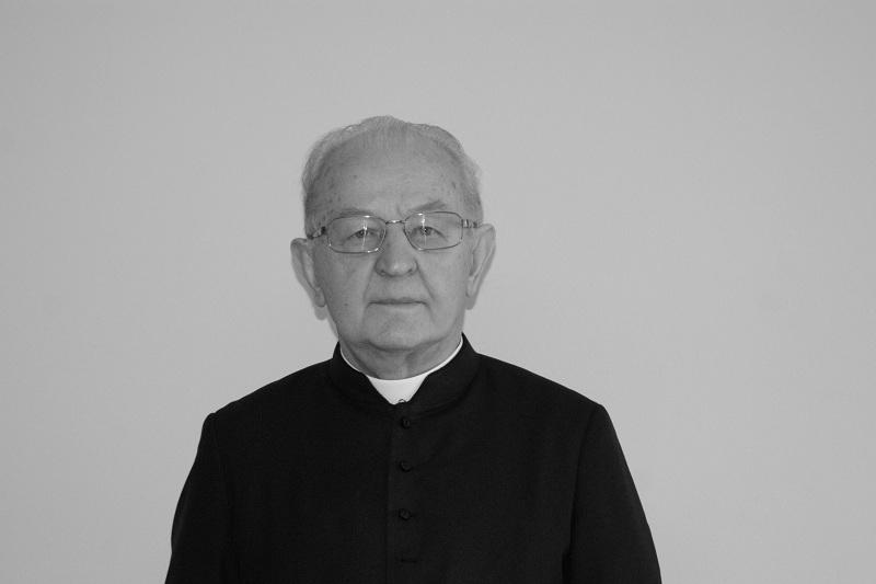 Zmarł ksiądz Wiktor Krawczyk