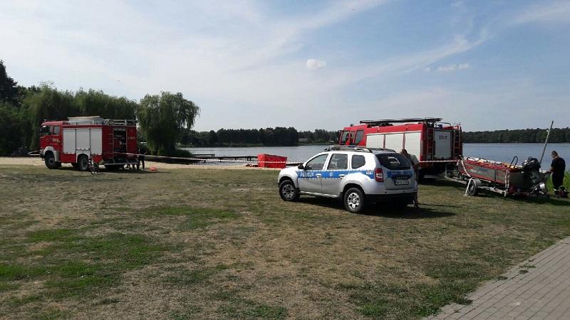 Nurkowie odnaleźli ciało 30-latka w Jeziorze Licheńskim